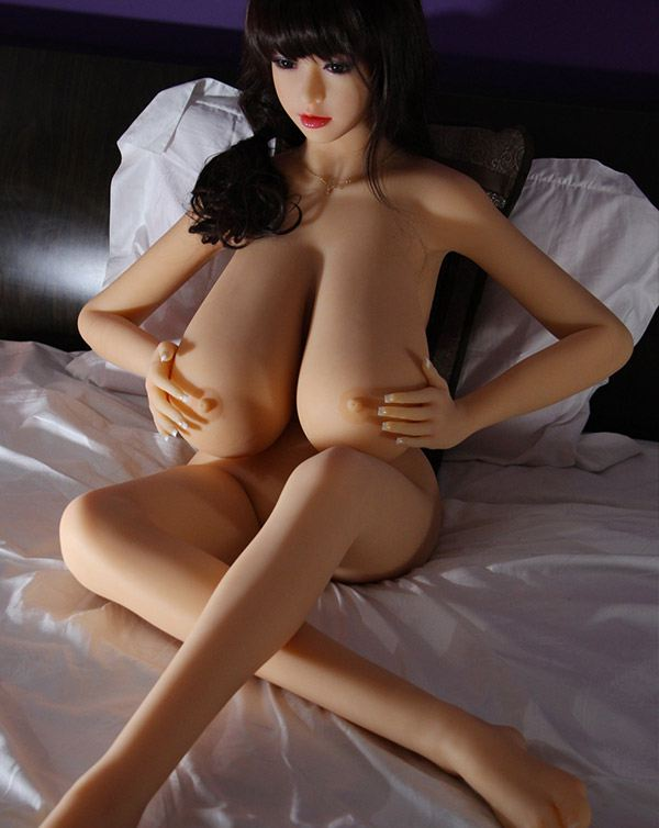 156cm Huge Breast Sex Doll