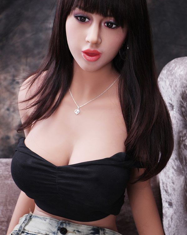 158cm Big Breast Sex Doll