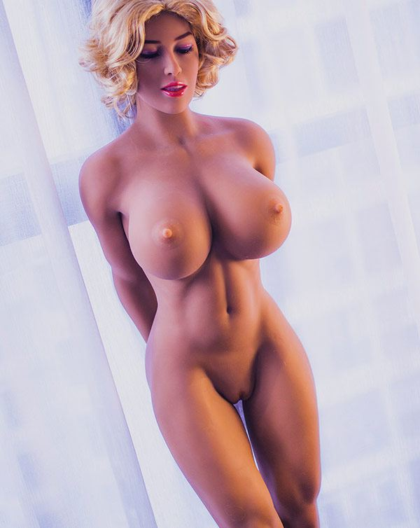 166cm Muscle Girl Sex Doll